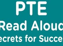 PTE Academic Speaking Guide