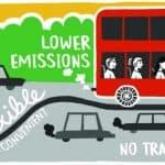 PTE Academic Writing Sample Essay – Encourage Public Transport Among People