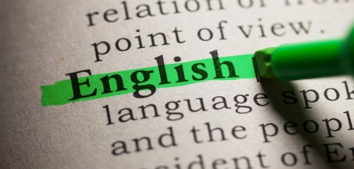 essay about english languages as a global languages