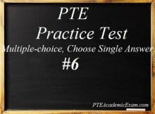 pte-practice-test-6-multiple-choice-sigle-answer