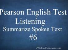 pearson-english-test-6-listening-summarize-spoken-text