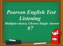 pearson-english-test-7-listening-multiple-choice-choose-single-answer