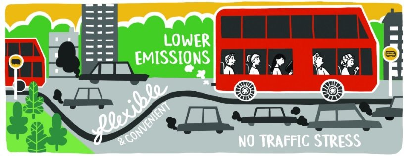 using public transport environment deteriorating every pas It also helps the environment using public transport is cheaper than owning and operating a car no more sitting in traffic jams in rush hour thanks to bus lanes and other bus priority measures public transport to school - information for parents rather than travel by car, it may be possible for.