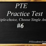 PTE Practice Test 6 – Listening (Multiple-choice, Choose Single Answer)