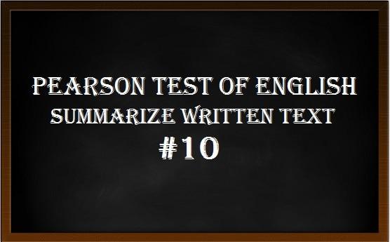 Exam English ✓