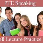 PTE Speaking – Retell Lecture Practice Sample 5
