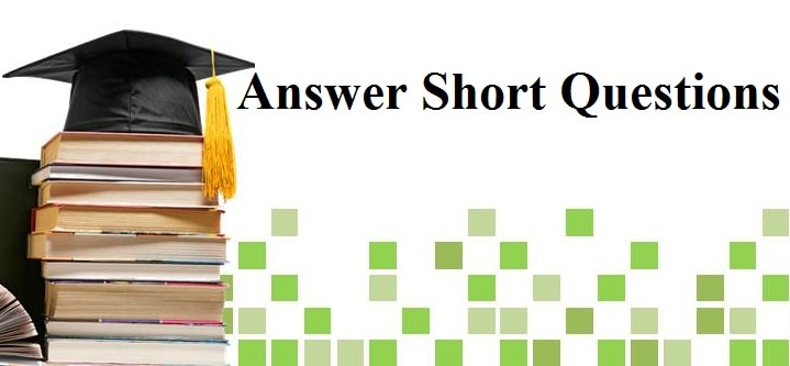 Image result for answer short questions