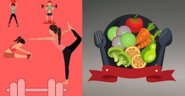 exercise diet essay A healthy balanced diet and exercise are two ways to ensure that your body is functioning properly so that you may live a long, healthy, and happy life popular essays the barber's trade union summary.