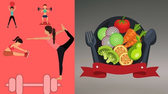 exercise or a balanced diet to health discussion essay