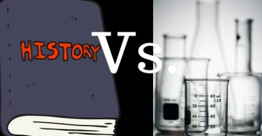 History & Literature Vs. Science & Math